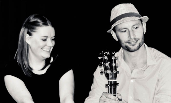 Acoustic soul with Beck/Rosdahl. Photo: Cece