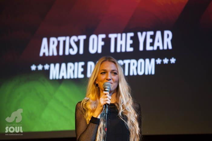 Scandinavian soul  music award 2013
