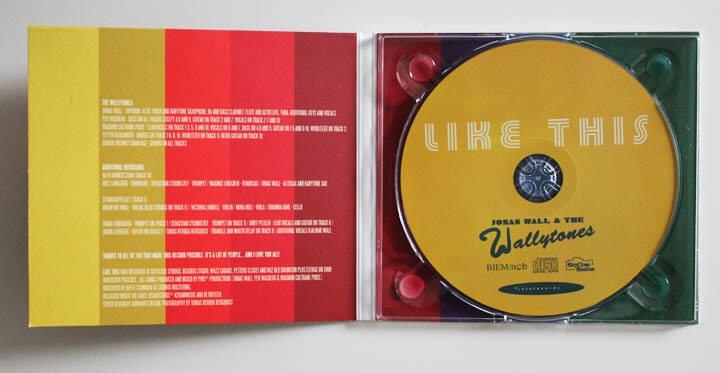 JW CD