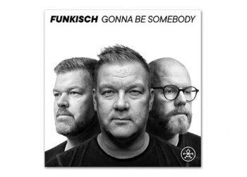 Three men on album cover