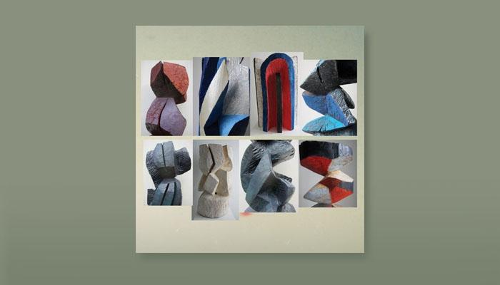 Album design stone