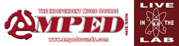 Amped sounds logo image