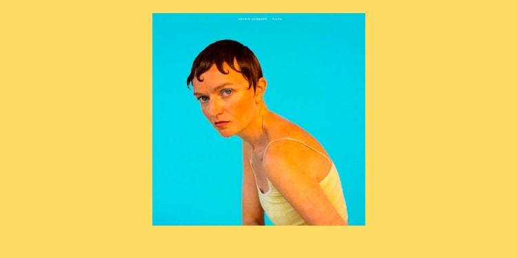 Striking album cover