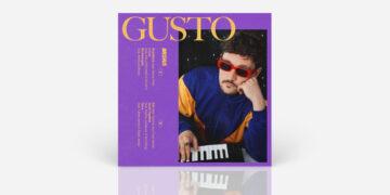 Purple record cover