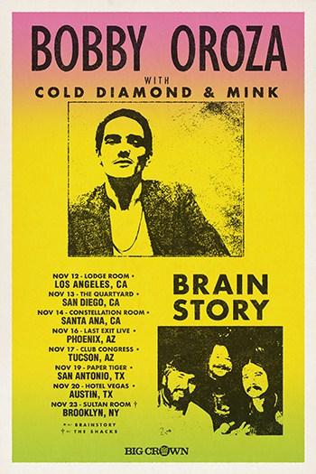 Live gig poster